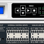 Mira Connect supports Symetrix Radius DSP's