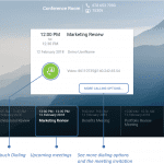 One-Touch Dialing:  Mira Connect and Microsoft® Office 365