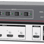 Mira Connect supports Extron Video Switchers